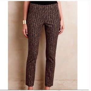 Anthropologie Cartonnier Cropped Pant